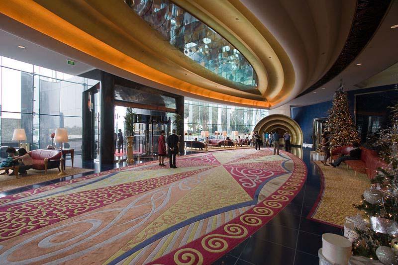 Dubai for Al alba jardin hotel