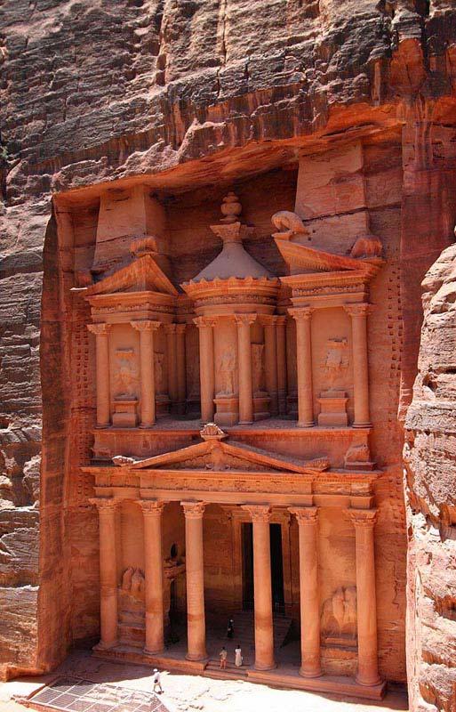 Libya >> Ancient Iconic Architecture