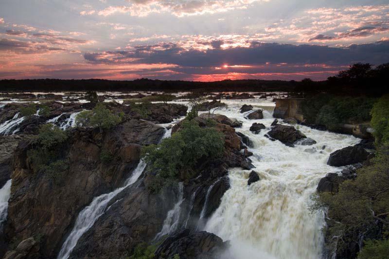 Kalandula Waterfalls Angola
